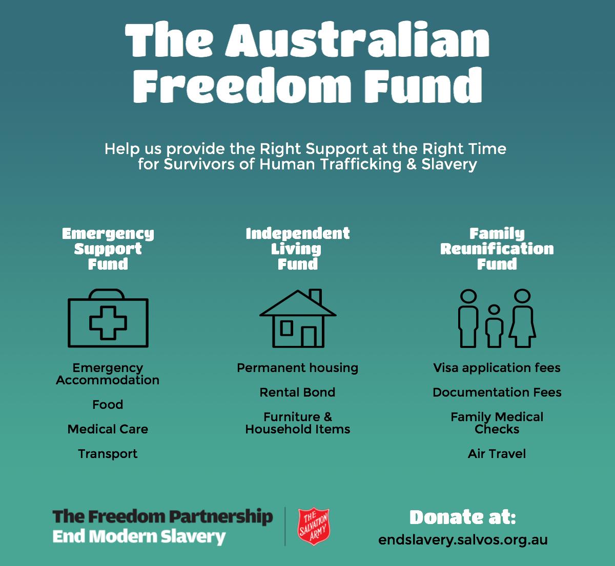 AU Freedom Fund